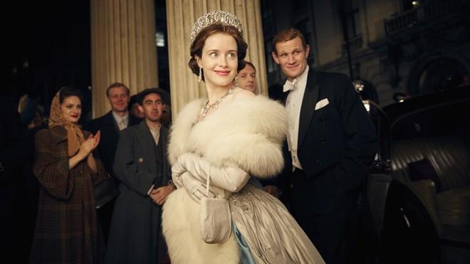 """""""The Crown"""": uma das maiores realizações da Netflix no ano   Robert Viglasky/Netflix/Divulgação"""
