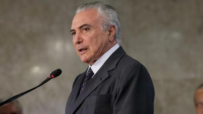 Michel Temer (PMDB) | Marcos Correa/PR