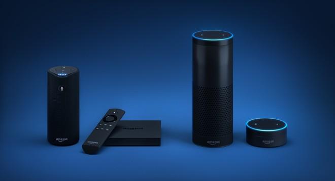 O Echo, da Amazon, é uma caixa de som que interage com a pessoa e obedece a comandos de voz. | Amazon/Divulgação