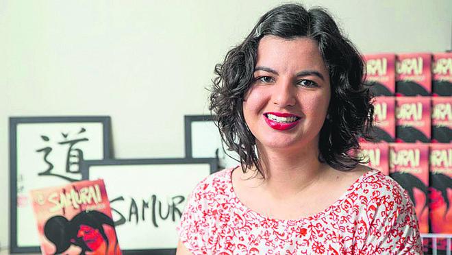Mylle estudou o idioma e passou seis meses em intercâmbio cultural no país asiático | Hugo Harada/Gazeta do Povo