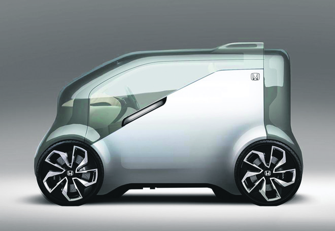 NeuV por enquanto é apenas um conceito.Montadora japonesa Honda dará mais detalhes sobre ele em janeiro | Divulgação/Honda