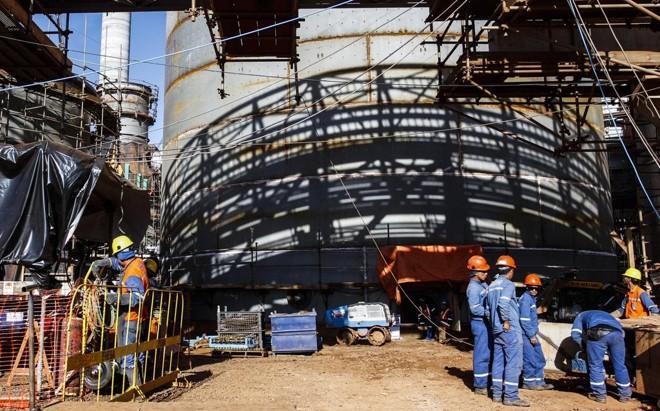 Com o fim das obras da nova fábrica da Klabin, Ortigueira ficou entre as cidades que mais cortaram  postos de trabalho neste ano. | Daniel Castellano/Gazeta do Povo