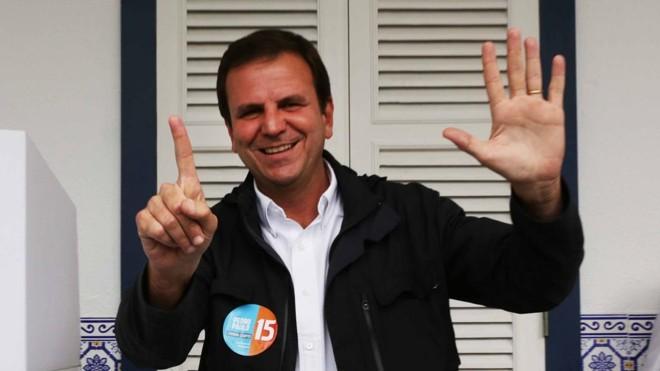 Eduardo Paes, prefeito do Rio de Janeiro | Paula Johas/PCRJ/Arquivo
