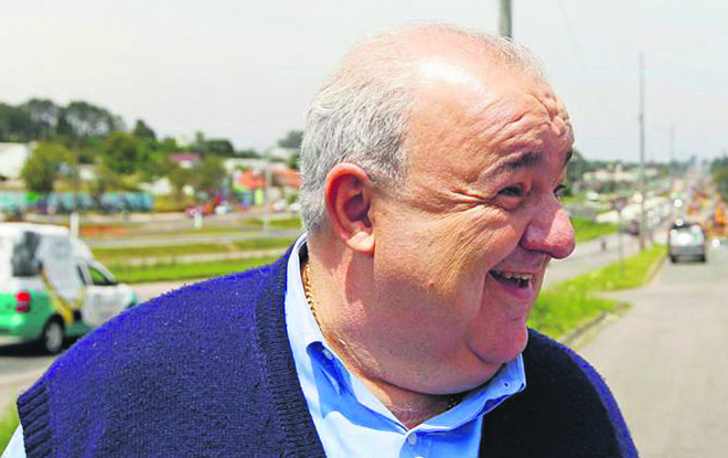 Rafael Greca (PMN) assume a prefeitura de Curitiba em janeiro de 2017. | Antônio More/Gazeta do Povo