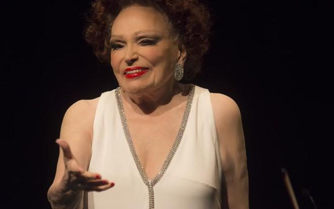 Bibi Ferreira faz show especial em Curitiba neste sábado (10) | Wilian Aguiar/Divulgação