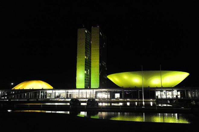 Vista do Congresso Nacional | Jonas Pereira/Agência Senado