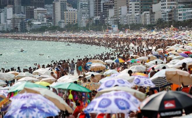 Durante as Olimpíadas, o Airbnb fez parte das opções de hospedagem oficial do evento. Ao todo, foram 85 mil hospedagens durante os jogos que, segundo o Airbnb, rendeu R$ 100 milhões para os donos dos imóveis cadastrados. | Tomaz Silva/Agência Brasil