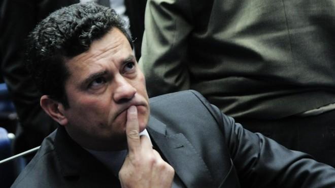 Juiz Sergio Moro é responsável pelos processos da Lava Jato em primeira instância. | Geraldo Magela/Agência Senado