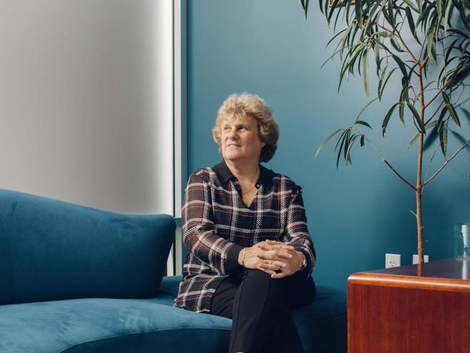 Sheryl Rowling criou a startup Total Rebalance Expert, vendida à Morningstar, a gigante de informações financeiras, em novembro | ANNIE TRITT/NYT