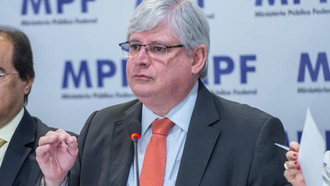 Rodrigo Janot, procurador-geral da República   Leonardo Prado/SECOM/PGR