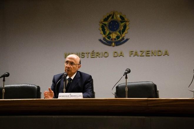 Henrique Meirelles, o ministro da Fazenda | Divulgação/Ministério da Fazenda