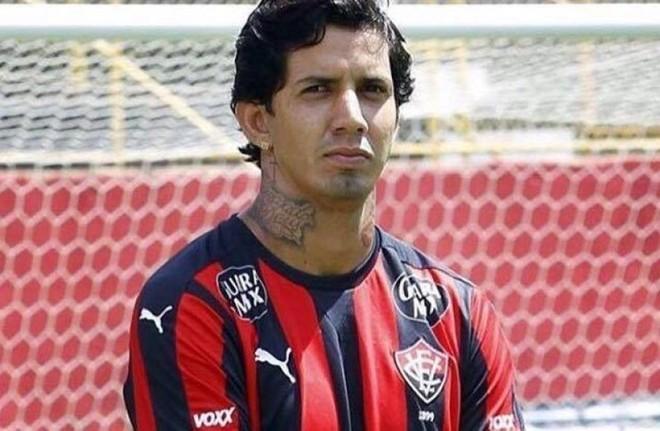 Inter tentou tirar pontos do Vitória por registro de Victor Ramos.   Divulgação/
