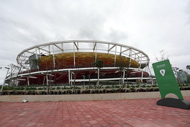 Parque Olímpico será administrado pelo GovernoFederal. Parceria com a iniciativa privada não vingou. | Albari Rosa/Gazeta do Povo