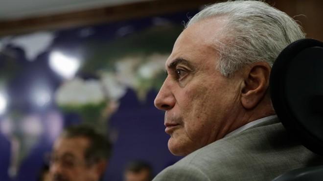 Michel Temer (PMDB) | Marcos Corrêa/PR