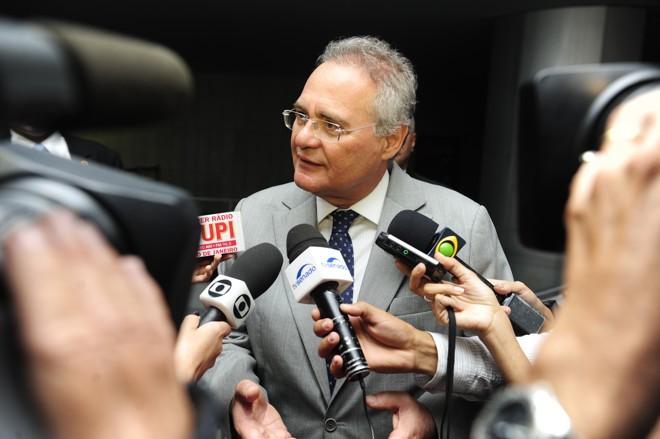 Renan Calheiros(PMDB-AL), o pai da Lei do Abuso de Autoridade | Jonas Pereira/Agência Senado