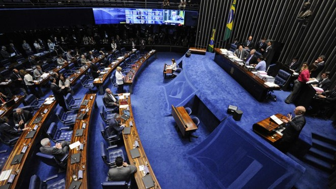 Senado tem votações importantes nos próximos meses. | Edilson Rodrigues/Agência Senado
