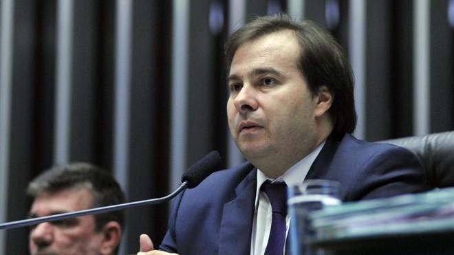 Rodrigo Maia (DEM-RJ)   Alex Ferreira / Câmara dos Deputados