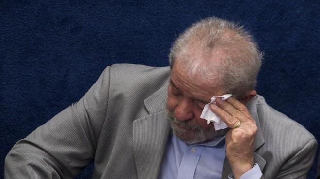 Ex-presidente Lula é acusado de corrupção passiva e lavagem de dinheiro. | Marcelo Camargo/Agência Brasil