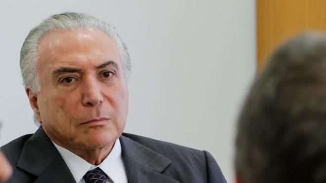 Presidente Michel Temer comemorou aprovação da PEC do Teto no Senado. | Marcos Corrêa/PR