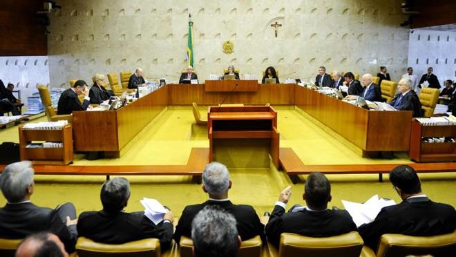 O plenário do Supremo Tribunal Federal (STF) | Marcos Oliveira/Agência Senado