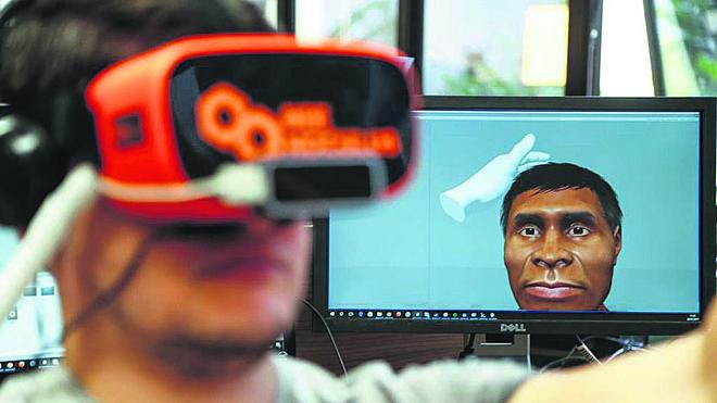 Com óculos de realidade virtual, paranaenses vão poder conhecer o morador mais antigo do estado   Henry Milleo/Gazeta do Povo