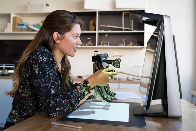 HP Sprout Pro: computador da HP permite escanear objetos 3D | Divulgação/HP