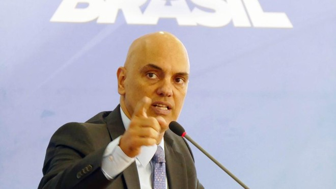 Alexandre Moraes, ministro da Justiça | Isaac Amorim/MJC