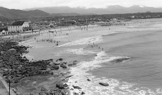 Praia de Matinhos | Arquivo/Prefeitura de Matinhos