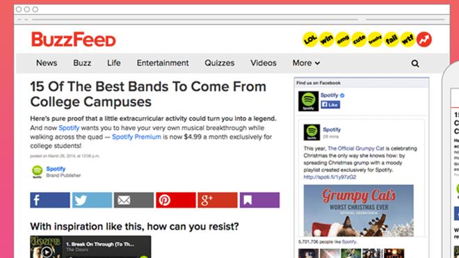 Buzzfeed: contrariando os preceitos básicos do jornalismo | /Reprodução