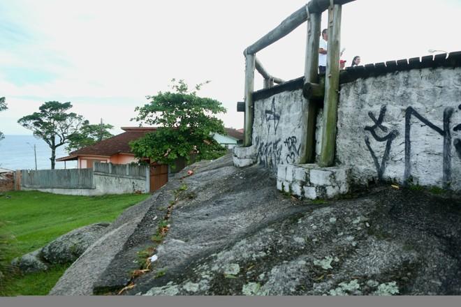 Mirante hoje: do local da para observar o ponto preferido dos surfistas | Lineu Filho/Tribuna do Paraná