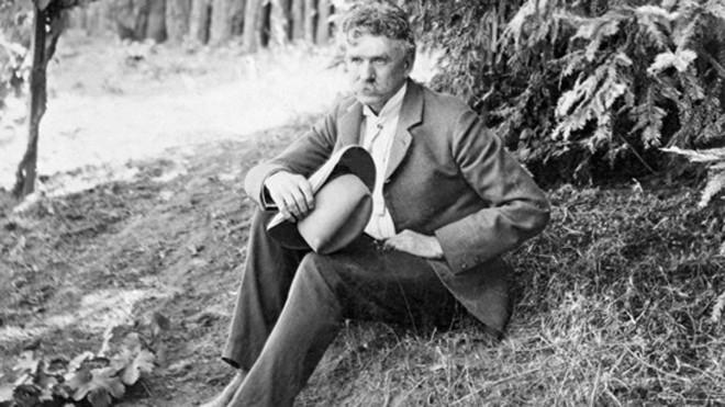 O escritor Ambrose Bierce: misantropia em prosa e verso. | Arquivo Downways/reprodução