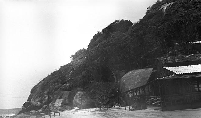 Morro do Boi, no fim da Praia Brava | Arquivo/Prefeitura de Matinhos