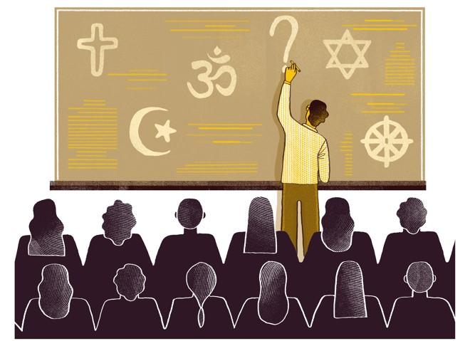 Resultado de imagem para FORMAÇÃO Professor de Ciências da Religião