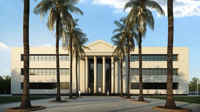 Faculdade de Medicina da UFPR será entregue até 31 de janeiro de 2018 | Divulgação/