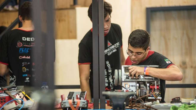 São Paulo foi sede da 10.ª Campus Party no Brasil | Campus Party Brasil/Divulgação