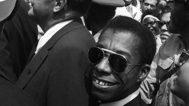 """James Baldwin, o personagem central de """"Eu Não Sou Seu Negro""""   Divulgação/"""