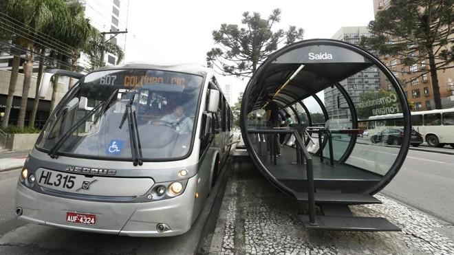 Passagem para a região metropolitana vai acompanhar aumento da tarifa curitibana | Hugo Harada/Gazeta do Povo/Gazeta do Povo