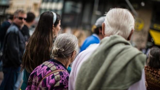 Segundo as projeções de longevidade do IBGE, os paranaenses que chegam aos 65 anos têm expectativa de viver até os 84, em média. | Brunno Covello/Gazeta do Povo