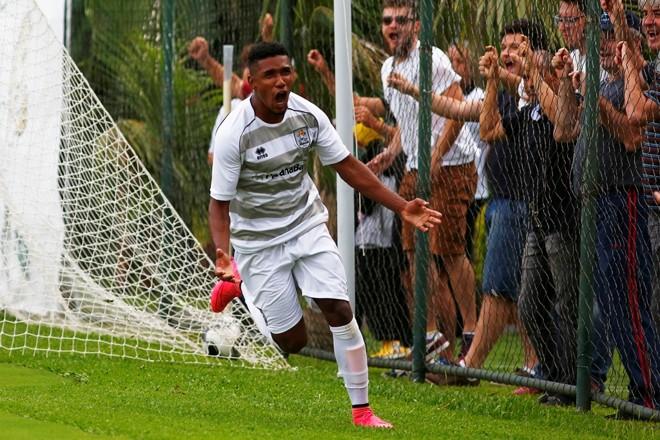 O atacante Getterson tem três gols no Paranaense. | Henry Milleo/Gazeta do Povo