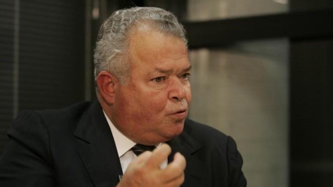 Emílio Odebrecht, em foto de 2006   Pedro Serápio/Gazeta do Povo/Arquivo