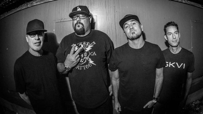 A banda californiana tem quase 30 anos de estrada. | Josh Coffman/Divulgação