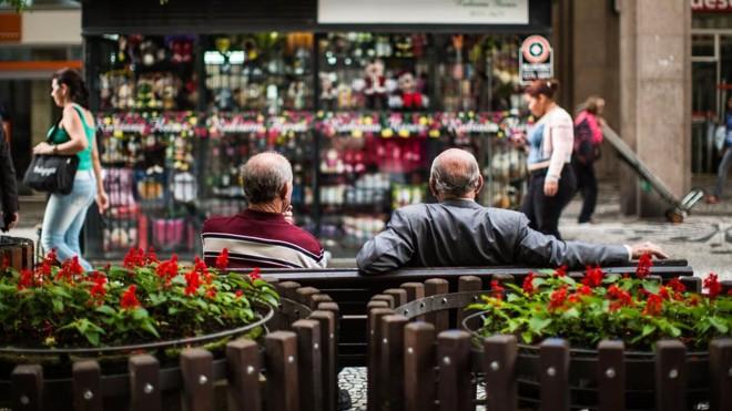 Finanças, habitação e saúde são os destaques de Curitiba para a população acima dos 60 anos | Brunno Covello/Gazeta do Povo/Arquivo