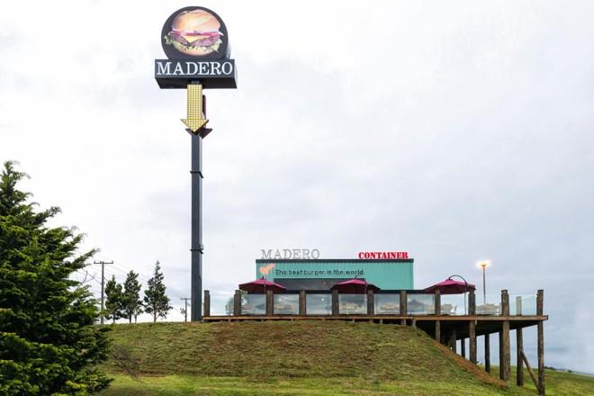 Madero: fiscais extorquiram  rede de restaurantes, indica investigação da PF.   Gerson Lima/Divulgação