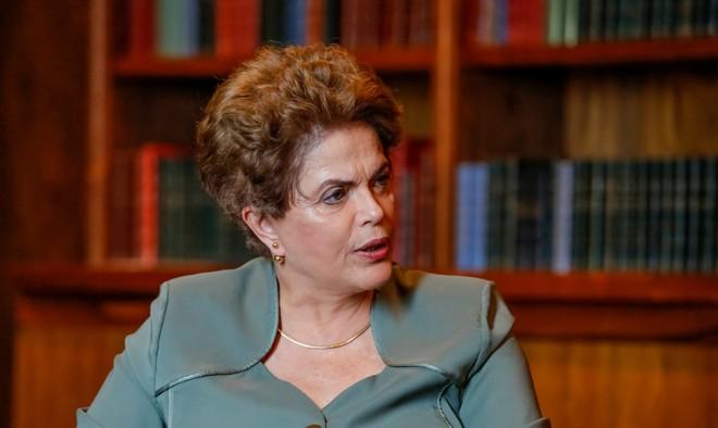 Dilma, em foto tirada em setembro do ano passado | Roberto Stuckert Filho/Divulgação