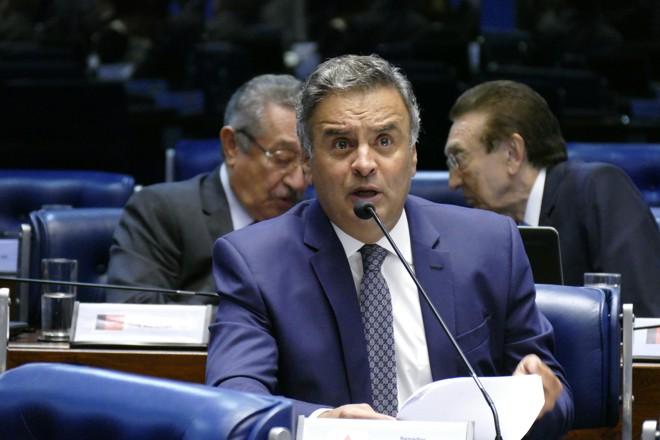 Aécio Neves, senador por Minas Gerais | Roque de Sá/Agência Senado/Arquivo
