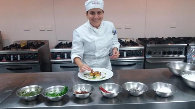 Rachel Belle conseguiu emprego em um  restaurante 'top 100' no mundo. | Arquivo