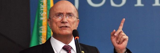Osmar Serraglio, deputado licenciado peloPMDB do Paraná | Isaac Amorim/MJSP