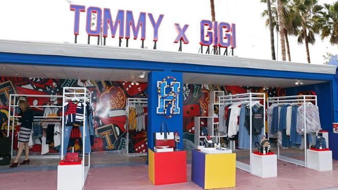 9f5044ec4 Lançamento da última coleção da Tommy na Califórnia: em busca dos jovens |  /Divulgação