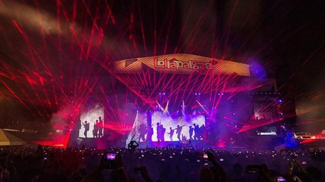 Metallica no Lollapalooza Brasil: banda grande demais para a estrutura precária do evento | /Divulgação