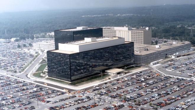 Sede da NSA (Agência Nacional de Segurança dos Estados Unidos), em Fort Meade, Maryland. Agência ganhou os holofotes após denúncias de que coleta dados de celulares e computadores do mundo inteiro. | -/EFE
